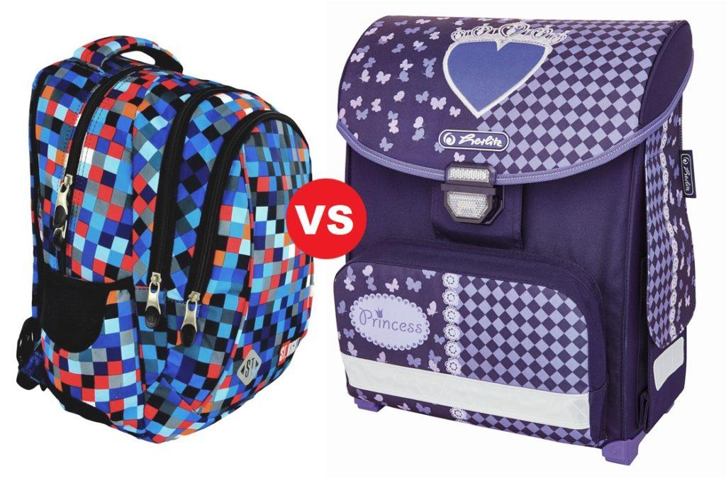 0015cb56a60fa Jaki wybrać plecak lub tornister dla pierwszoklasisty  - BACK TO SCHOOL