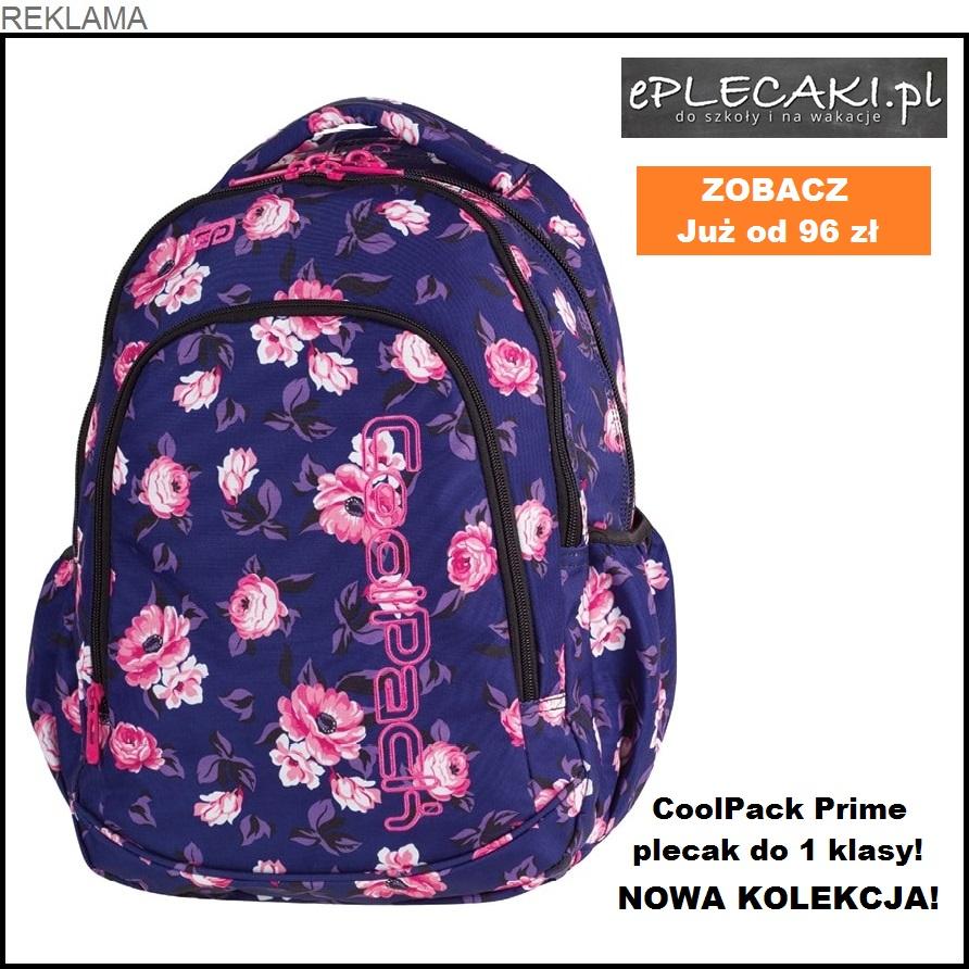 f7aac25ec172f Jaki wybrać plecak lub tornister dla pierwszoklasisty  - BACK TO SCHOOL